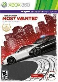 NEED FOR SPEED : MOST WANTED 2 CLASSICS - XBOX 360