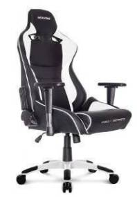 AKRACING PROX GAMING CHAIR WHITE - AK-PROX-WT