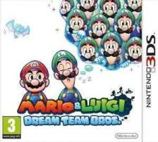 MARIO AND LUIGI: DREAM TEAM BROS - 3DS