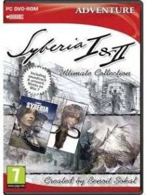 SYBERIA 1 - 2: ULTIMATE COLLECTION - PC