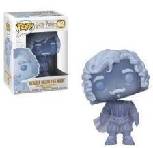 POP! HP: S5 - NEARLY HEADLESS NICK (BLUE TRANSLUCENT) 62