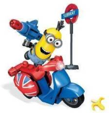 FISHER PRICE ΦΙΓΟΥΡΕΣ MINIONS SCOOTER ESCAPE ΜΕ DELUXE ΑΞΕΣΟΥΑΡ