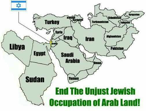 Israel's unjust occupation