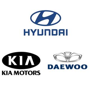 Hyundai - Kia - Daewoo