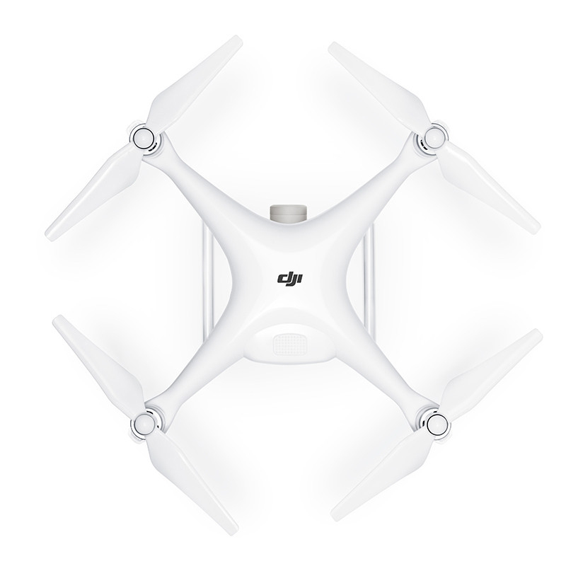 DJI Phantom 4 Advanced Drone (4K, 60FPS, 20MP Pictures, 30