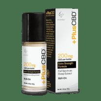 CBD Oil Roll-ons | Gold Formula | PlusCBD