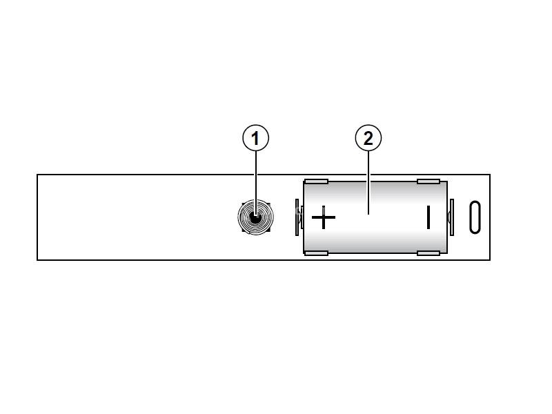 Satel ATD-100 Wireless temperature detector