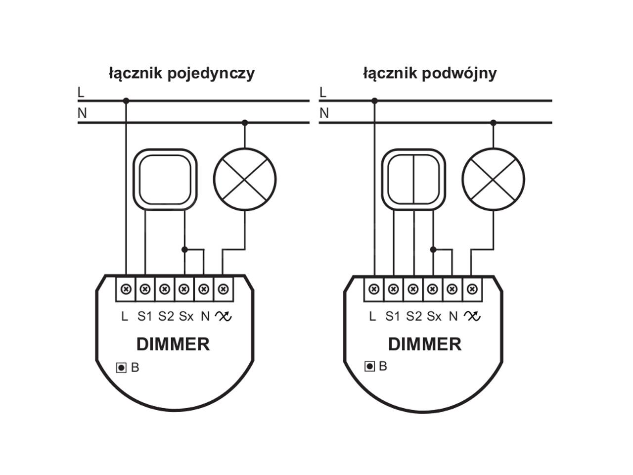2 way dimmer wiring diagram lewis co2 fibaro 250w