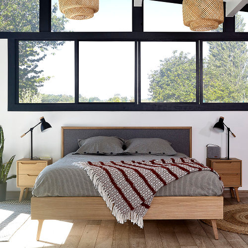 une chambre a coucher cocooning