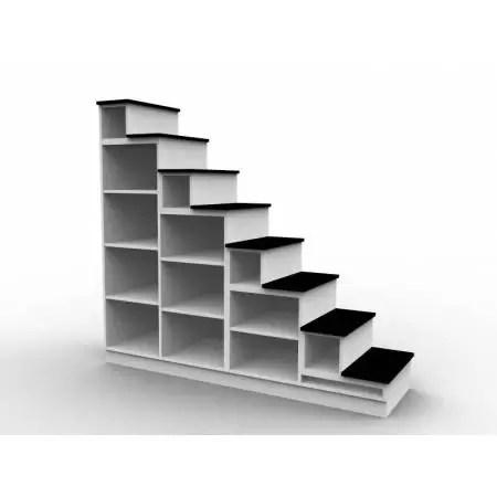 Bibliothque Escalier Sur Mesure Escalier Indonsien