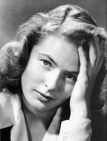 Biografa de Ingrid Bergman