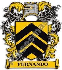 Escudo del apellido Fernando