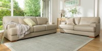 Melbourne Leather Sofas | 2 Seater & 3 Seater Sofa | Plush ...