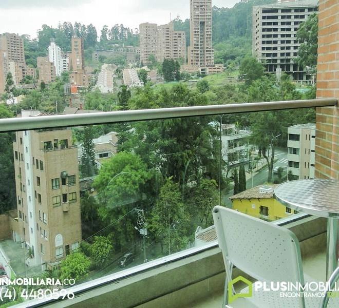 Apartamento Amoblado en Medellín | El Poblado | A114