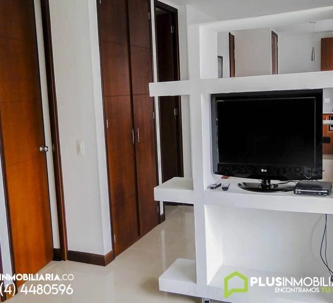 Apartamento Amoblado en Medellín   El Poblado   A114