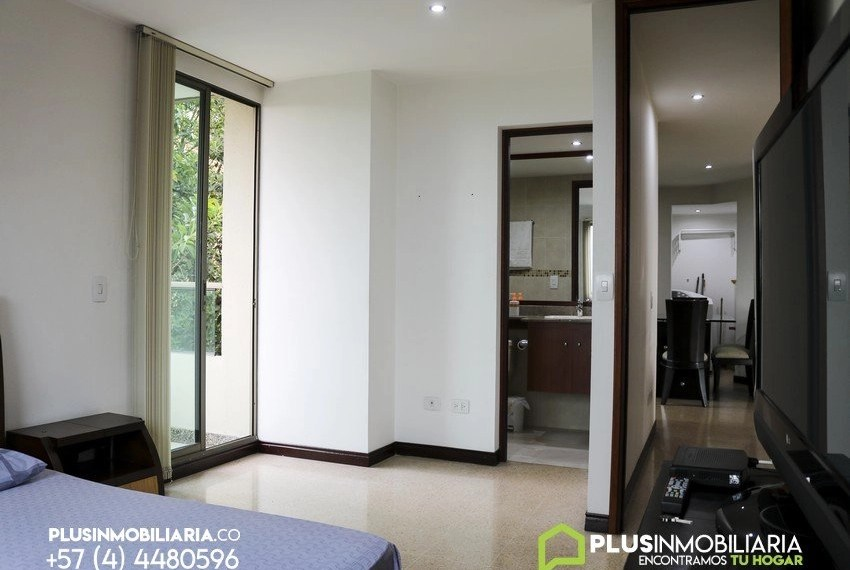 Apartamento | Amoblado | El Poblado | El Tesoro | A391