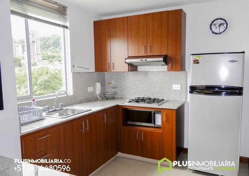 Apartamento Amoblado  El Poblado Las Lomas  A376