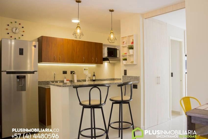 Apartamento Amoblado en Altos de la Quince | El Poblado | A250