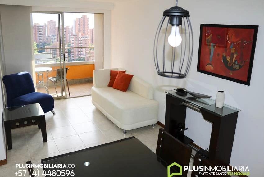 Apartamento Amoblado en El Vergel   El Poblado   A125