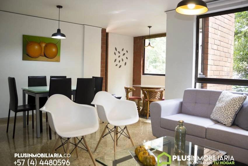 Apartamento Amoblado | Castelo Blanco | Medellín | A138