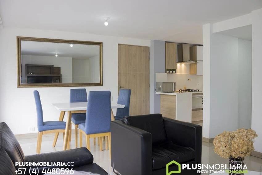 Apartamento | Amoblado | Renta | Alejandría | A144