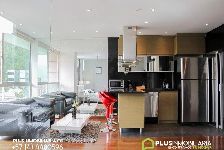 Apartamento   Amoblado   El Poblado   Renta   A247