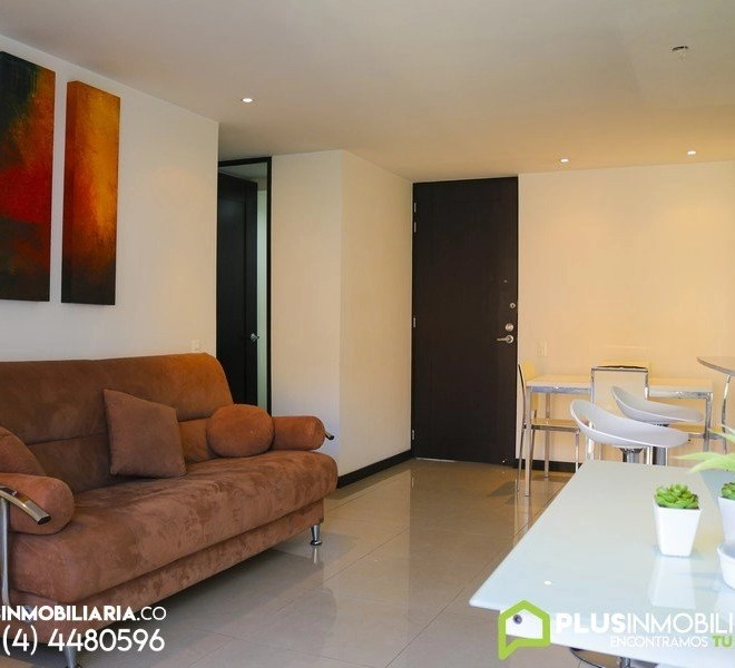 Apartamento Amoblado | El Poblado | Medellín | A252