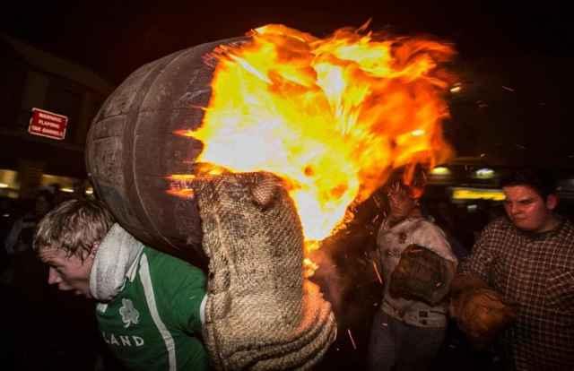BurningTarBarrelFestival