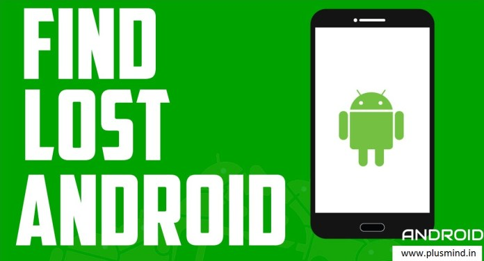 find stolen android mobile