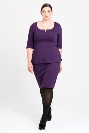 Plus-Size-Mode von Doris Megger