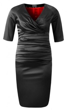 Plus Size:_ Das Kleine Schwarze - Cocktail Dress - Bild: dorismegger.com
