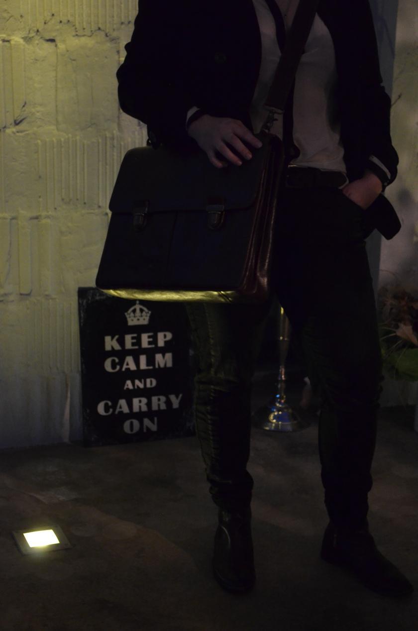 Keep calm with Leonhard Heyden