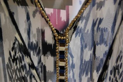 Detailverliebt - Plussize-Bluse von Open End I PlusPerfekt.de