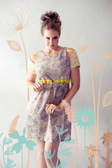 Ein Model von Katja Heidrich