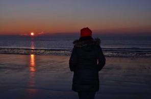 Eisiger Sonnenuntergang - Bild: PlusPerfekt.de