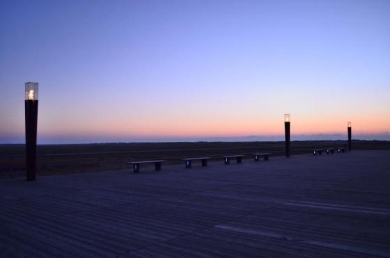 Blick zum Strand - St.-Peter-Ording - Bild: PlusPerfekt.de