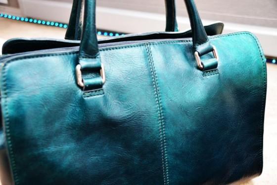 Handtasche in Blackforrest von JOST