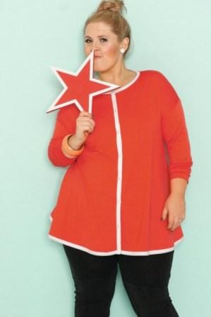 Shirt für Curvys - Maite-Kelly-Kollektion - Bild: bonprix