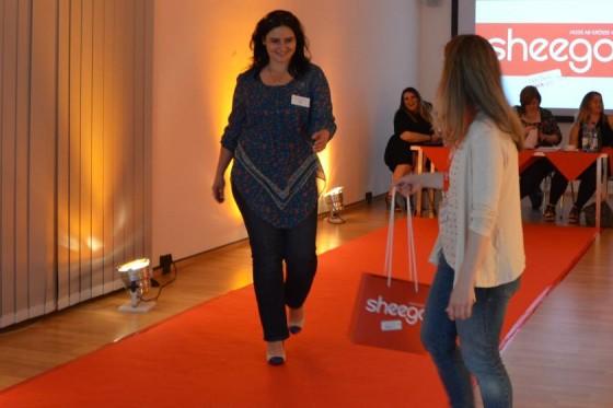 Nach dem Casting für die #PSFD gab es für die Teilnehmerinnen ein Goody Bag I PlusPerfekt.de