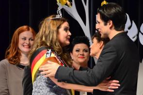 Miss Plus Size Germany Dina Wacker | Bild: PlusPerfekt.de