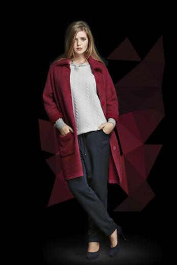 Plus-Size-Label MAXIMA Herbst-Winter-Kollektion