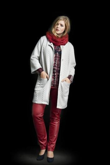 Plus-Size-Label MAXIMA Herbst-Winter-Kollektion