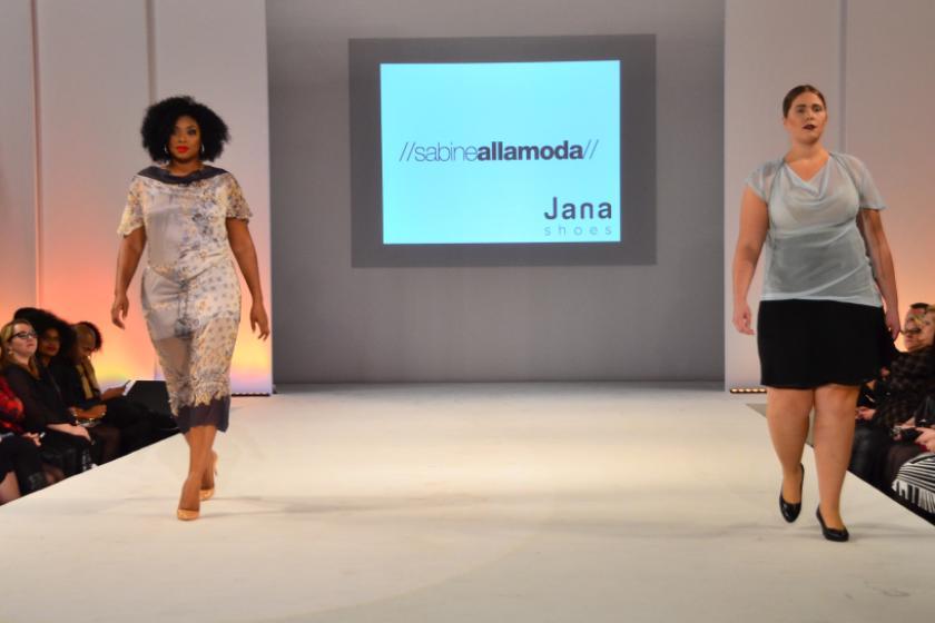 Plus Size Mode von Sabine Allamoda I Bild: PlusPerfekt.de