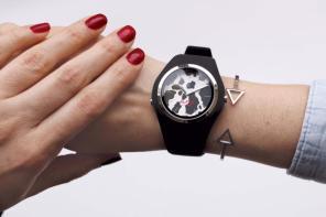 Schwarze Kuh I Tierische (Uhr-)Zeiten fürs Handgelenk