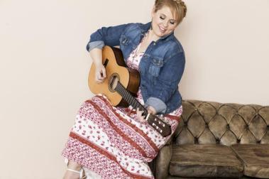 Kleid im Bohemian-Look zur Jeansjacke I Maite Kelly Kollektion