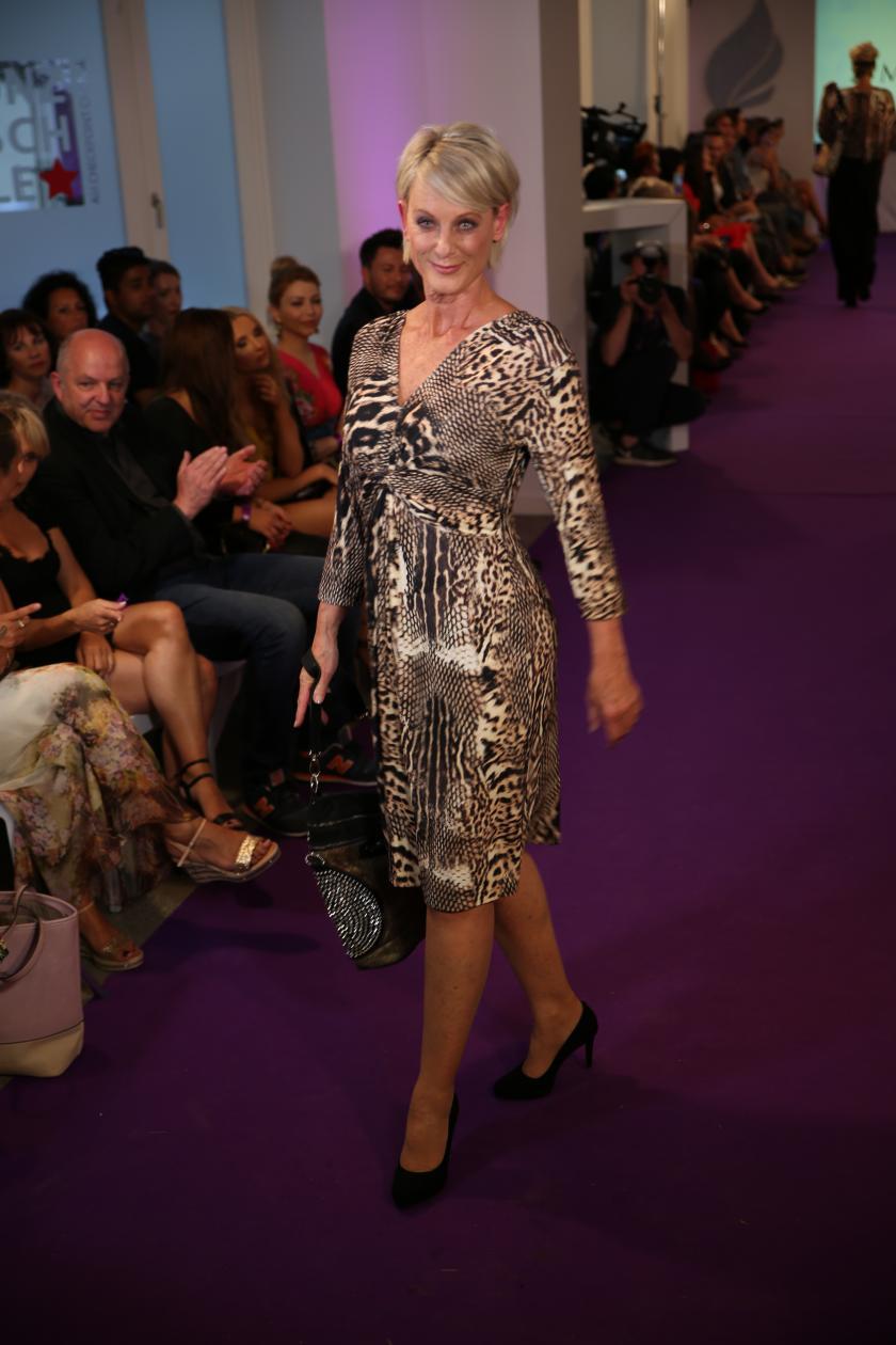 Sommerkleid I Manou Lenz Fashion Show I Fashion Week Berlin