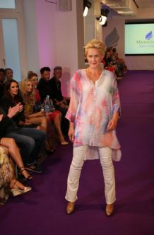 Colors in Love I Mode in All Size I Manou Lenz Fashion Show I Fashion Week Berlin