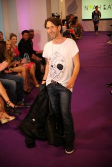 Mode von Noah Kay bei der Manou Lenz Fashion Show I Fashion Week Berlin