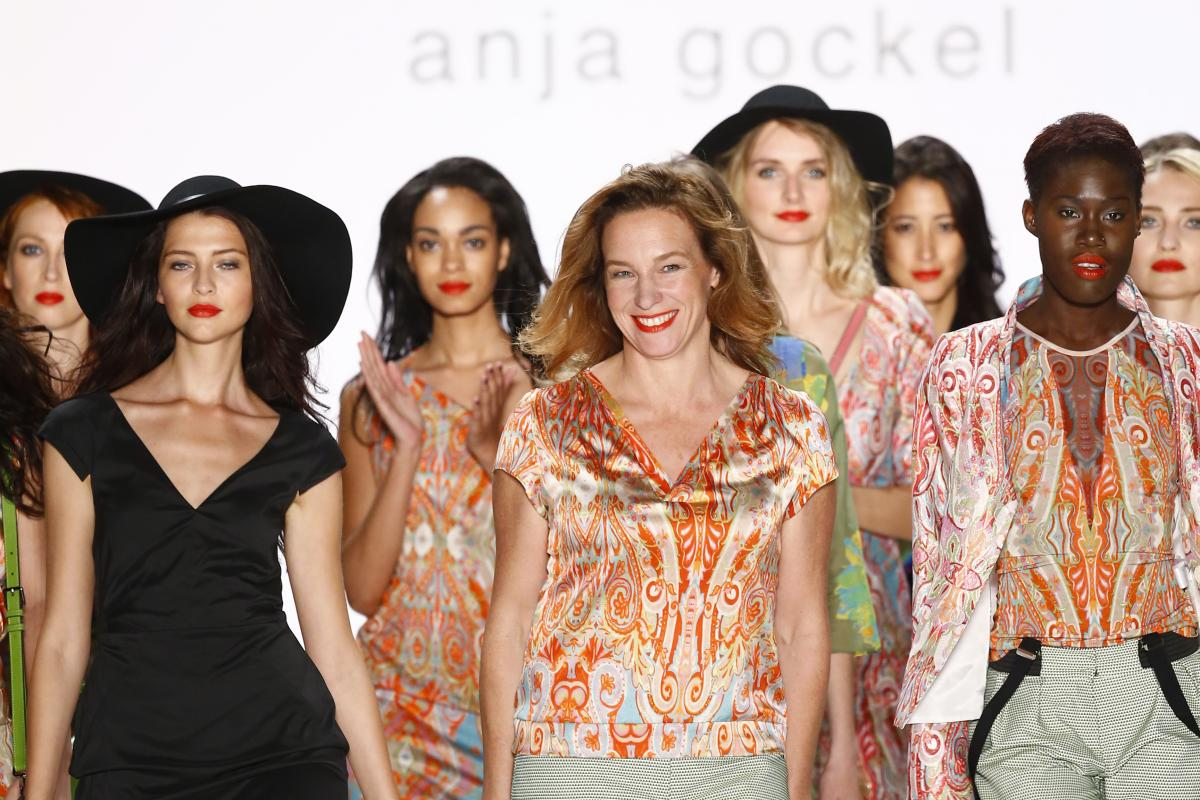 Anja Gockel Fashion Show I Fashion Week Berlin I Kollektion Spring Summer 2017
