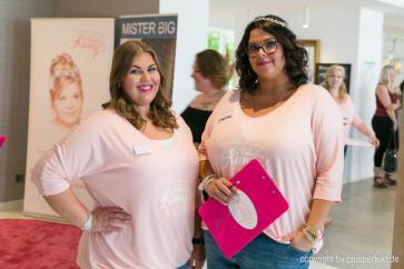 Aldijana & Verena I Kandidatinnen beim Wettbewerb 2015
